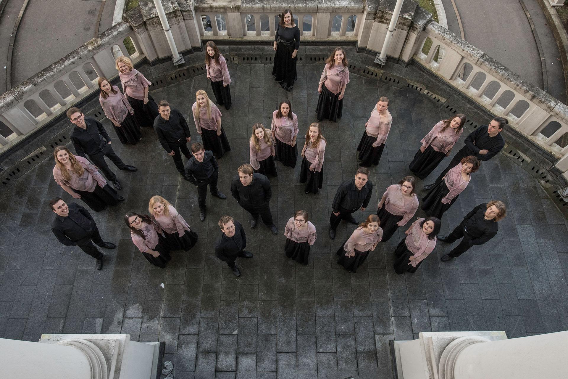 Domov - Akademski pevski zbor Tone Tomšič Univerze v Ljubljani